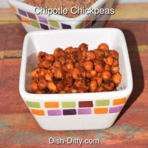 Chipotle Chickpeas