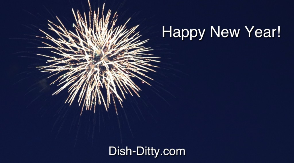 Happy New Year from Dish Ditty Recipes