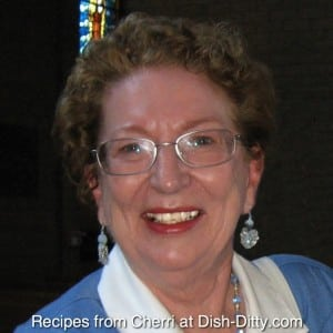 Recipes from Cherri