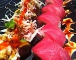 Sushi at Oceano