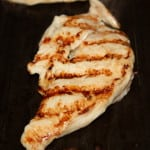 Thin Grilled Chicken Breast