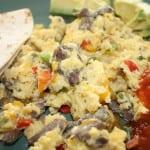 Carne Asada Eggs
