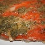 Dill Smoked Salmon