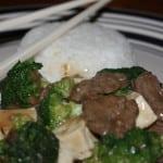 Beef with Tofu and Broccoli