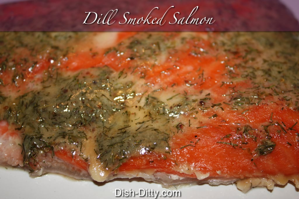 Dill Smoked Salamon