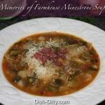 Memories of Farmhouse Minestrone Soup