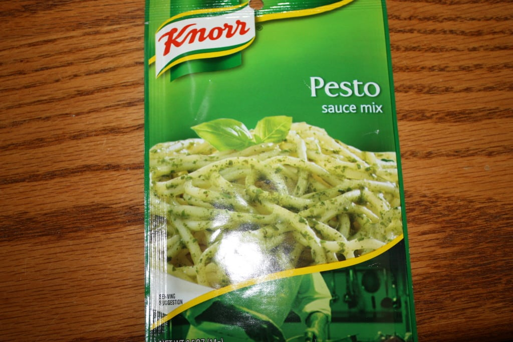 Knorr Pesto Sauce Mix