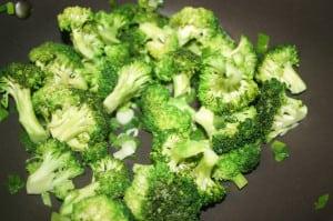 Bright Green Broccoli