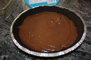 Add Chocolate Pudding