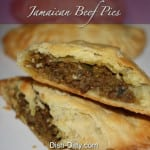 Jamaican Beef Pies by Dish Ditty