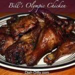 Bill's Olympic Chicken