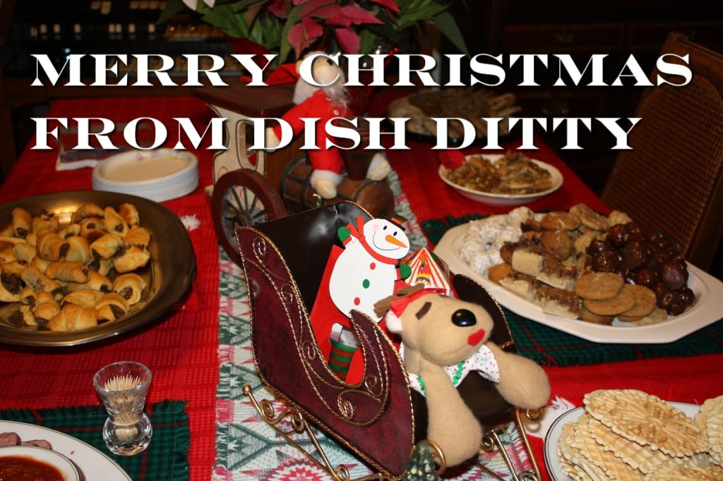 Merry Christmas from Dish Ditty