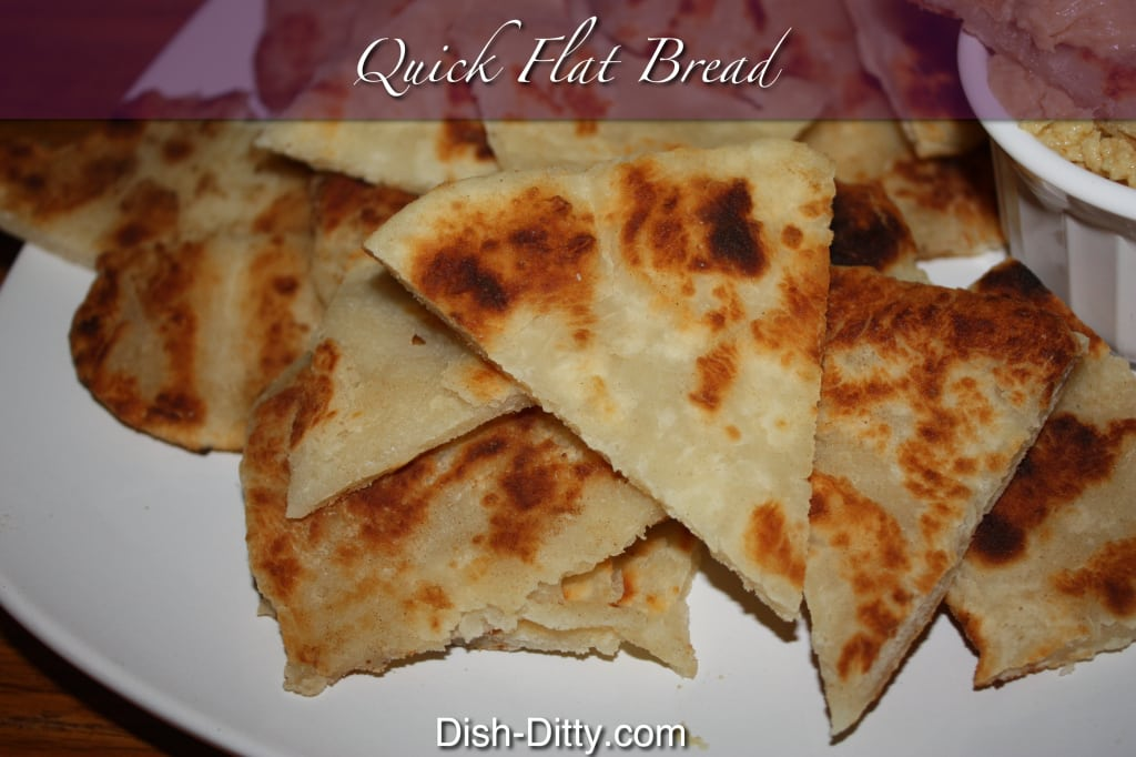 Quick Flat Bread