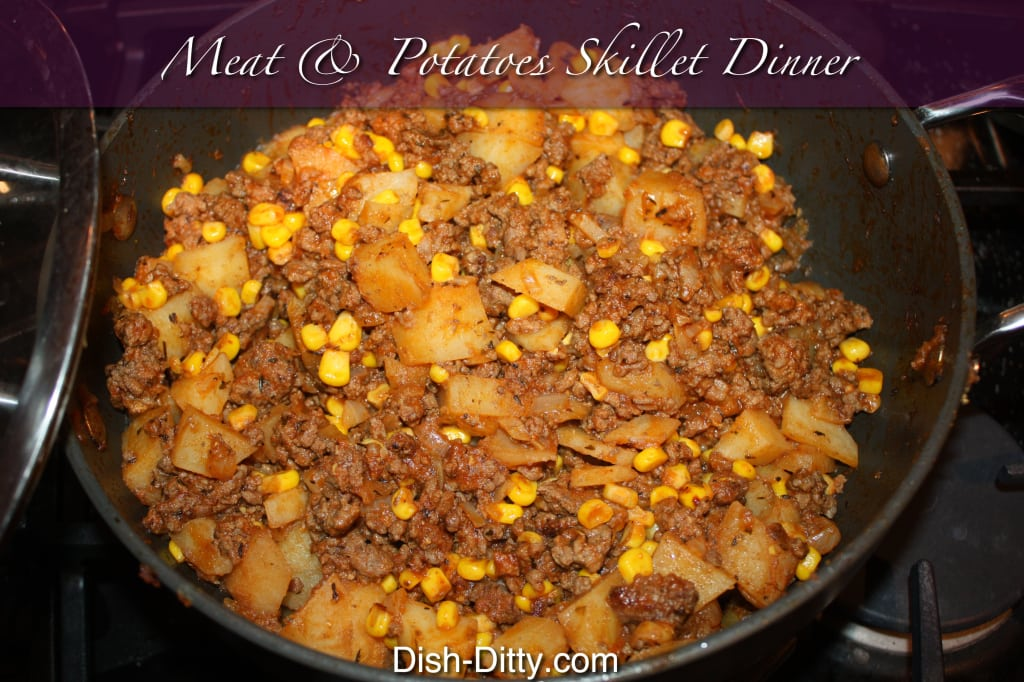 Meat & Potatoes Skillet Dinner
