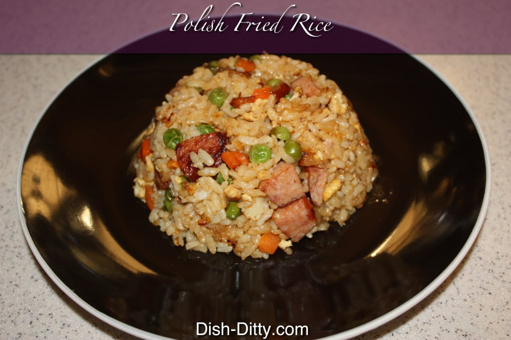 Polish Fried Rice