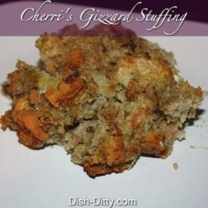 Thanksgiving Stuffing Small Batch