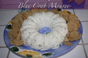 Blue Crab Mousse Recipe