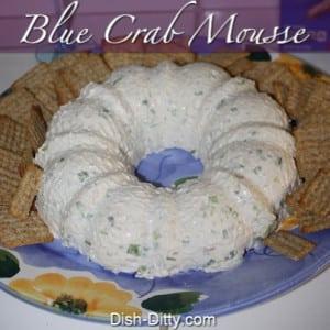 Blue Crab Mousse
