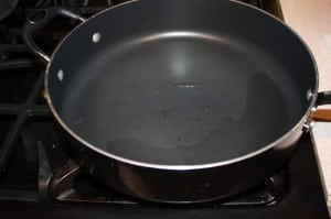 Heat wok