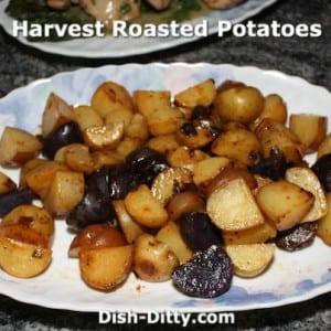 Harvest Roasted Potatoes