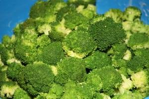Bright green Broccoli!