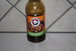 Panda Orange Sauce