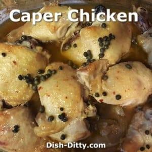 Caper Chicken