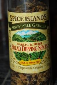 Garlic & Herb Bread Dipping Spice