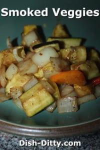 Smoked Mixed Veggies by Dish Ditty Recipes