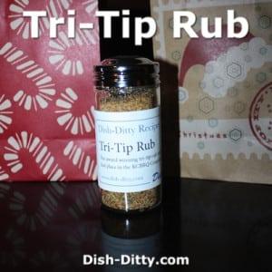 Tri-Tip Rub