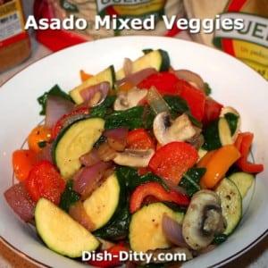 Asado Mixed Veggies