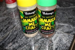 Jamaica Me Crazy Seasonings