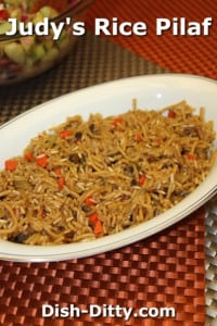 Judy's Rice Pilaf by Dish Ditty Recipes