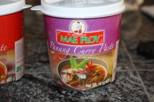 Pangang Curry Paste