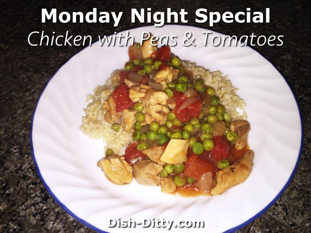 Monday Night Special by Dish Ditty Recipes