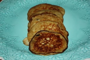 Cooked Pancakes