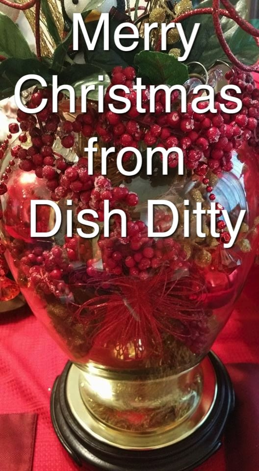 Merry Christmas from Dish Ditty Recipes