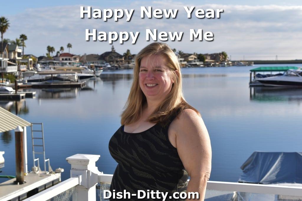 Happy New Year! Happy New Me!