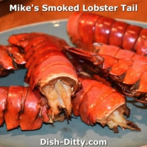 Smoked Lobster Tail