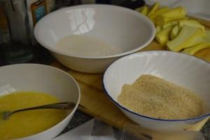 Setup bowls