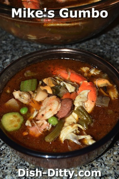Mike's Gumbo by Dish Ditty Recipes