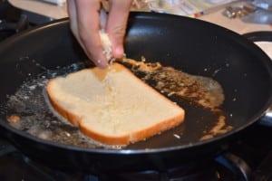 Add cheese, butter, garlic powder