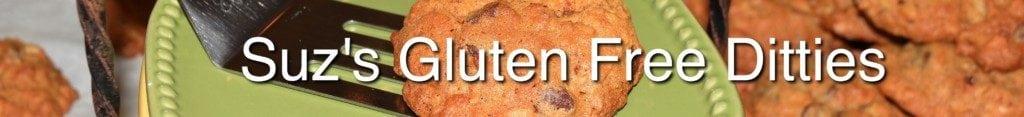 Suz's Gluten Free Ditties