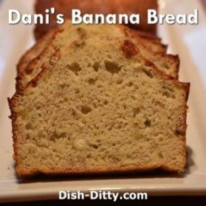 Dani's Banana Bread