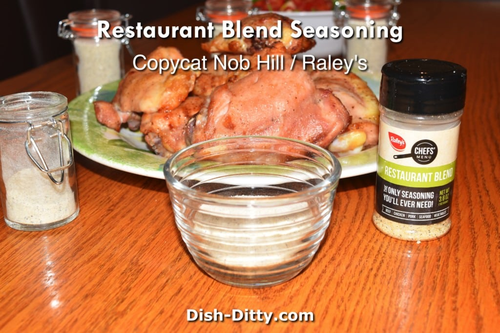 Restaurant Blend Seasoning Recipe by Dish Ditty Recipes