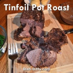 Tinfoil Pot Roast