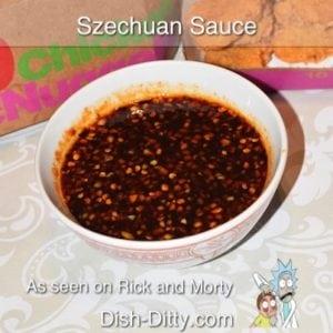 Justin's Szechuan Sauce