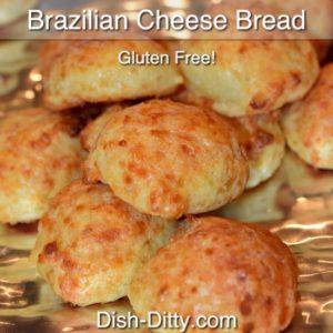 Brazilian Cheese Bread