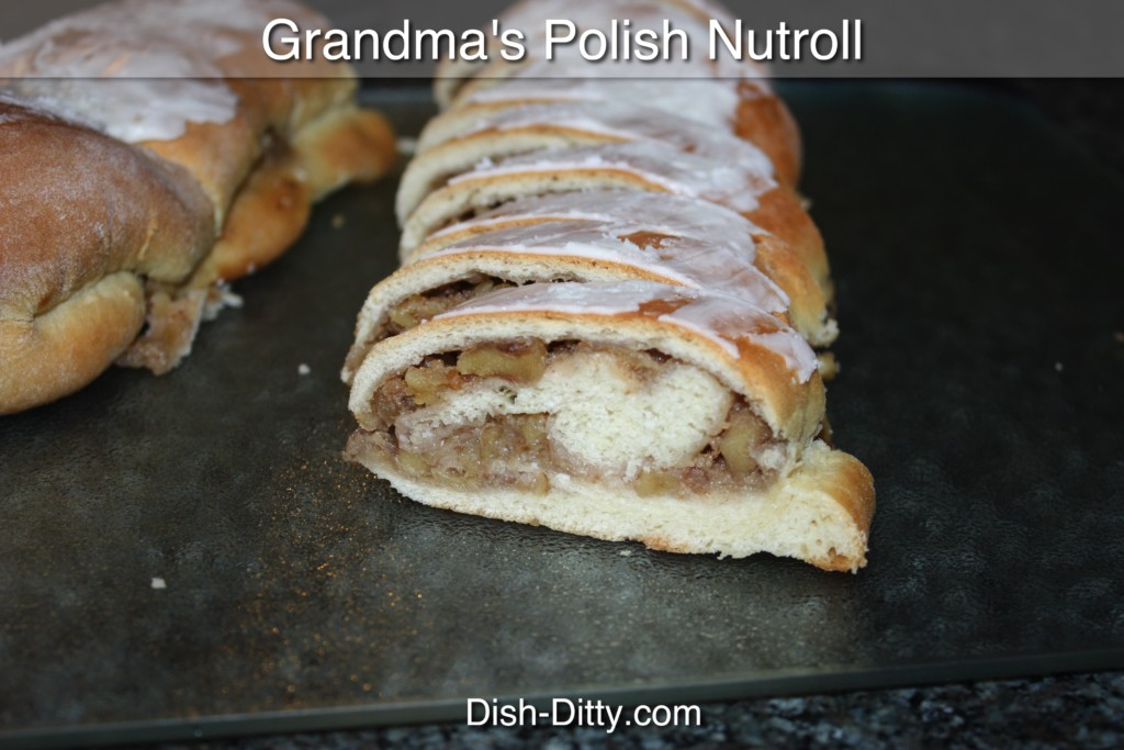 Grandma's Polish Nutroll Recipe